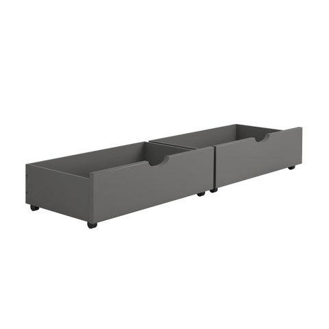 Dual Underbed Drawers