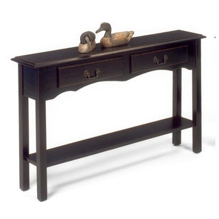 Solid Wood Hall Console Table