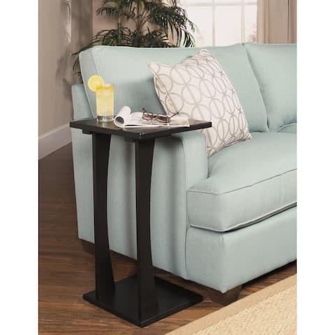 Solid Wood Sofa Server Table Set (Set of 2)