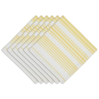 Lemon Zest Napkin Set of 6