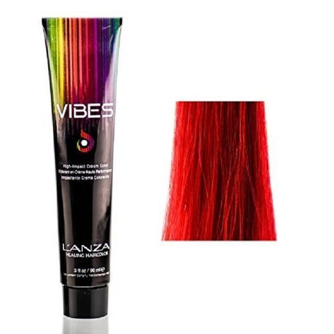 L'ANZA Healing Hair Color Cream Vibes Red