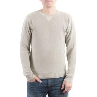 Men's Handmade Cotton 'Sporting Elegance' Sweater (Guatemala) XL Size (As Is Item)