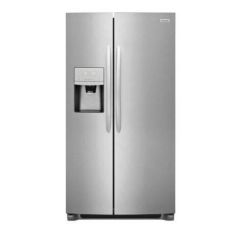 Frigidaire Gallery 22.2 Cu. Ft. Side-by-Side Refrigerator...
