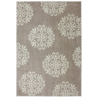 Mohawk Home Huxley Exploded Medallions Area Rug - 3'4 x 5'6