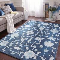 Mohawk Home Prismatic Hallston Geometric Floral Area Rug (5' x 8') - 5' x  8'