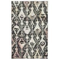 Mohawk Home Prismatic Hip Ikat Multicolor Boho Area Rug (5' x 8') - 5' x  8'