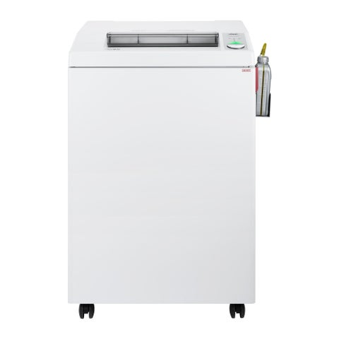 ideal. 4005 Cross-Cut Office Shredder with Auto Oiler, P-4 Security.