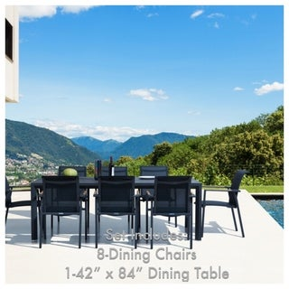 ANew 9 Pc Dining Set