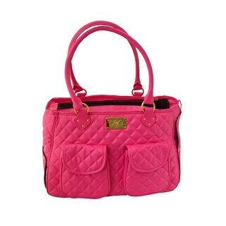 Pink Satchel One Size