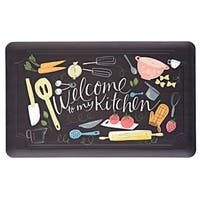 Mohawk Home Comfort Mat Welcome To My Scattered Kitchen