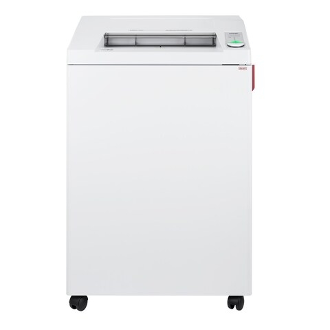 ideal. 4002 Cross-Cut Office Shredder with Auto Oiler, P-4 Security.