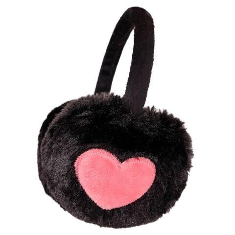 Unisex Warm Faux Fur/Fleece Winter Ear Muffs