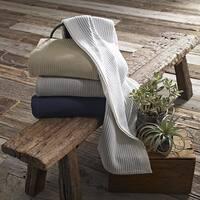 Ellen DeGeneres Yarndye Stripe Blanket