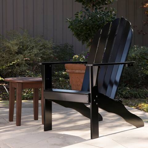 Porchman Outdoor Adirondack Chair