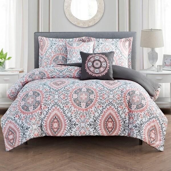 Julianna 5pc Comforter Set