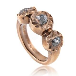 Maji Sharon Stone Rose Gold Diamond Sharon Stone Ring