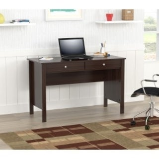 Inval Raspect Writing Desk w/2 Drawers (2 options available)