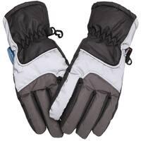 Kids Thinsulate Lined Waterproof Ski Gloves