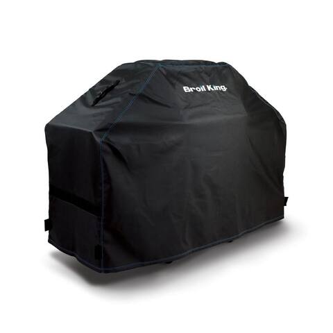 Broil King Heavy Duty PVC Polyester Grill Cover Baron 500'S