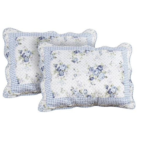 Mayflower Dawn King Shams set-2 pcs