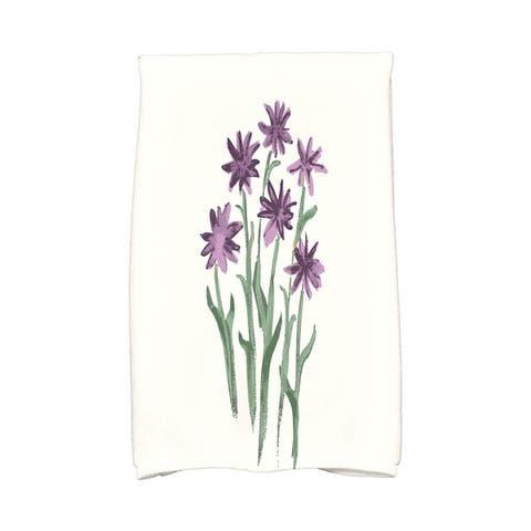 18 x 30 inch Daffodils Hand Towel