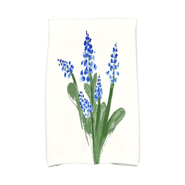 16 x 25 inch Bluebell Hand Towel