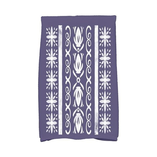 Shop X Inch Cuban Tile Geometric Print Hand Towel On Sale - Cuban tile for sale