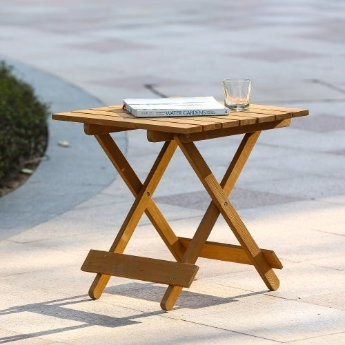 Shop Hemlock Folding End Table On Sale Free Shipping Today