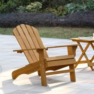 Hemlock Adirondack Chair On Free Shipping