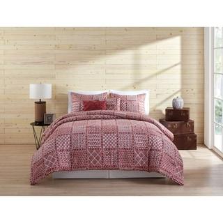 VCNY Home Hunter 5-piece Comforter Set