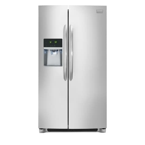 Frigidaire Gallery 22.2 Cu. Ft. Side-by-Side Refrigerator...