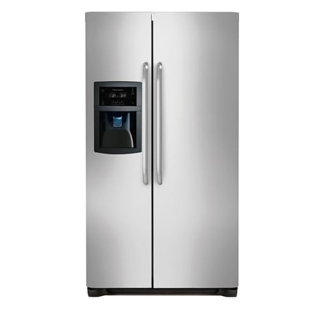 Frigidaire 22.2 Cu. Ft. Counter-Depth Side-by-Side Refrig...