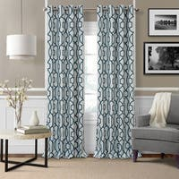 Elrene Celeste Blackout Window Curtain Panel