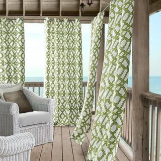 Link to Elrene Marin Indoor/Outdoor Grommet Window Panel (As Is Item) Similar Items in As Is