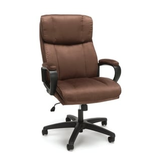 Model ESS-3081 Essentials By OFM Plush Microfiber Office Chair