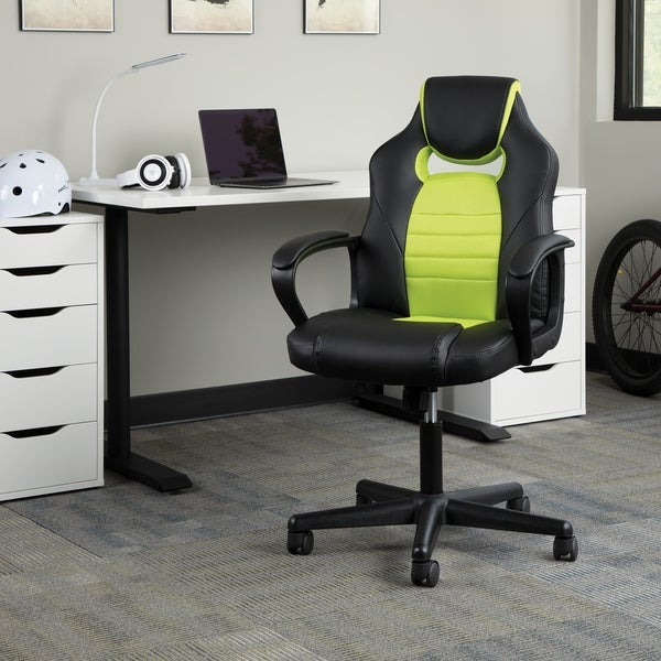 Model ESS-3083 Essentials by OFM Racing Style Gaming Chair