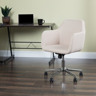 Model ESS-2085 Essentials by OFM Upholstered Home Desk Chair