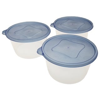 Set of 18 Round Food Storage Containers