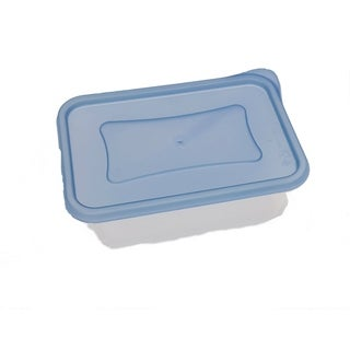Set of 24 Rectangular Food Storage Containers