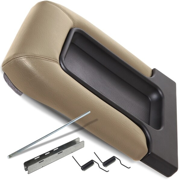 Center Console Lid Kit for Select GM Vehicles - Replaces 19127366