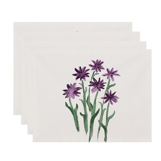 18 x 14 inch Daffodils Placemat (set of 4)