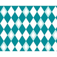 18 x 14 Inch Harlequin Geometric Print Placemat (set of 4)