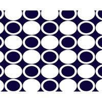 18 x 14 inch Small Modcircles Geometric Print Placemat (Set of 4)