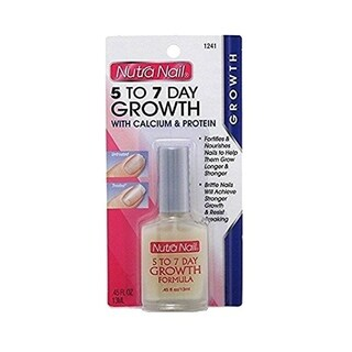 Nutra Nail 5 to 7 Day Growth with Calcium and Protein