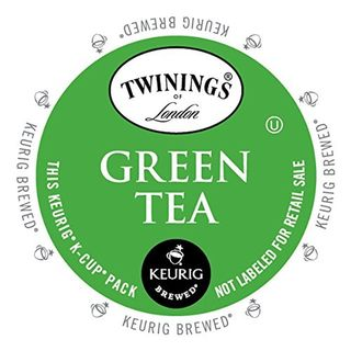 Twining's of London Green Tea, K-Cups for Keurig Brewers 24 Count
