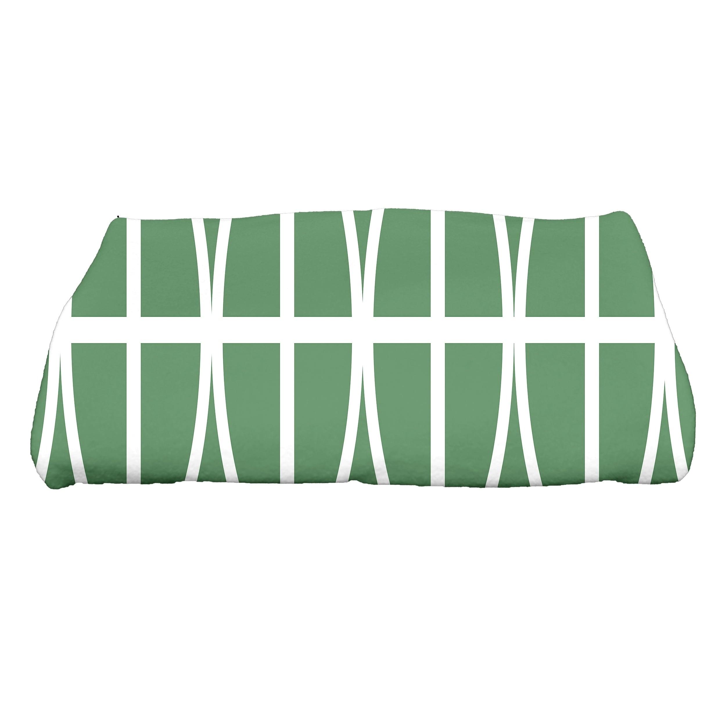 30 X 60 Inch Ovals And Stripes Geometric Print Bath Towel On Sale Overstock 19684297