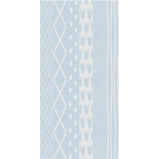 28 x 58 Inch Pattern Stripe Bath Towel