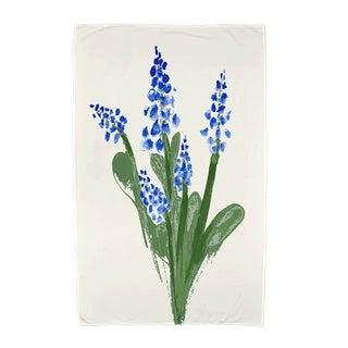 30 x 60 inch Bluebell Beach Towel