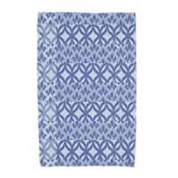 36 x 72 Inch Greeko Simple Geometric Print Beach Towel