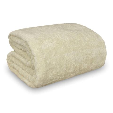 Turkish Cotton 40x80-inch Oversized Bath Sheets (set of 1)